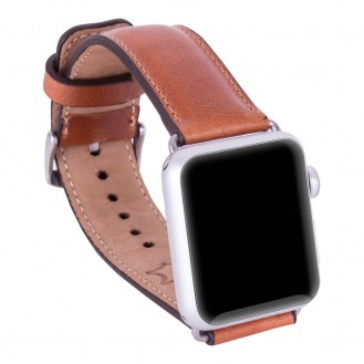 Bouletta ECHT LEDER Apple Watch 38 mm Serie 1/2 Armband