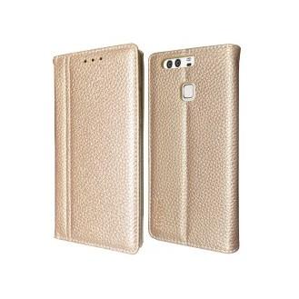 Gold Book Tasche Huawei P9