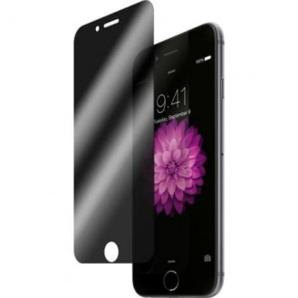 Privacy 9H Panzerglas Tempered Folie iPhone 7
