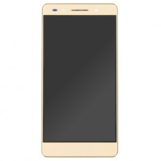 Huawei Honor 7 LCD Display Touchscreen mit Rahmen