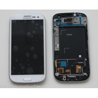 More about Samsung Galaxy S3 i9300 Display LCD Touchscreen Weiss
