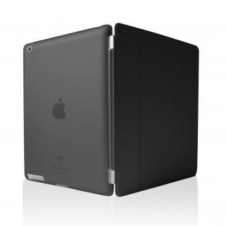 iPad 2 3 4 Smart Cover Case Schutz Hülle Schwarz