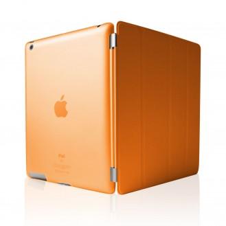 iPad 2 3 4 Smart Cover Case Schutz Hülle Grau