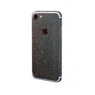 iphone 7 Schwarz Bling Aufkleber Schutz-Folie Sticker Skin