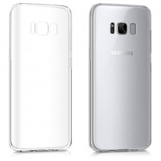 Silikon Transparent Hülle Galaxy S8