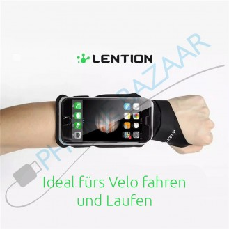 "Lention Armband für Smarphones 3.5""-5"""