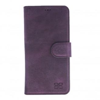 Bouletta Echt Leder Galaxy S8+ Book Wallet