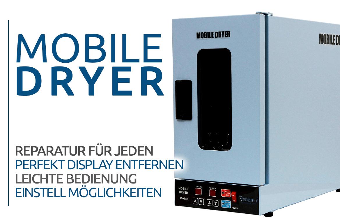 Mobile Dryer