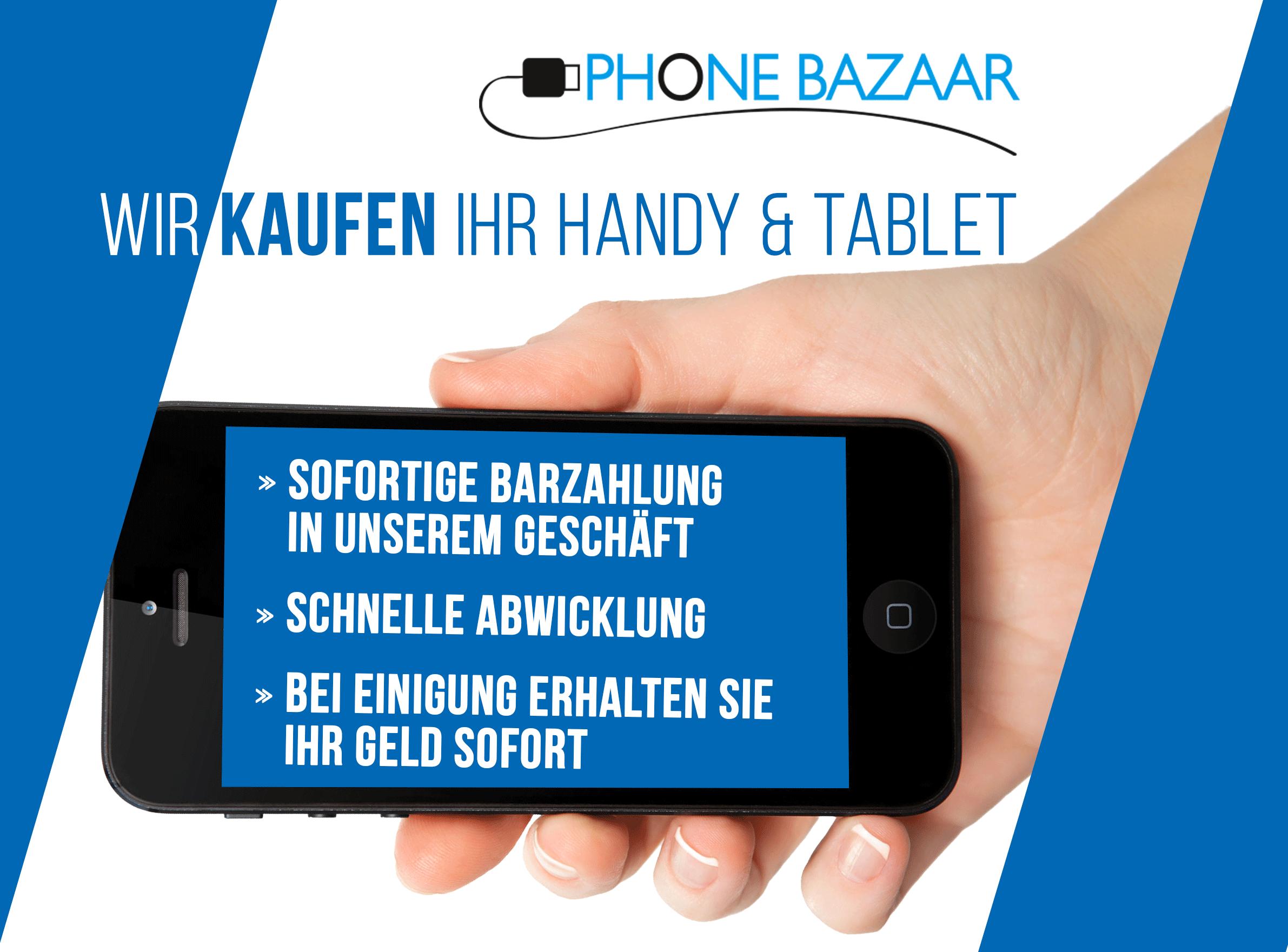Ankauf von Handy und Tablet